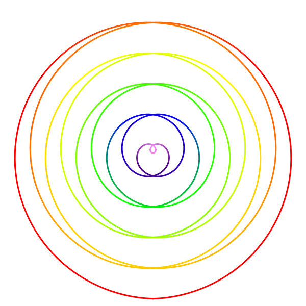 Spiral Charm 2