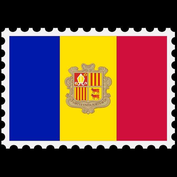 Andorra flag image