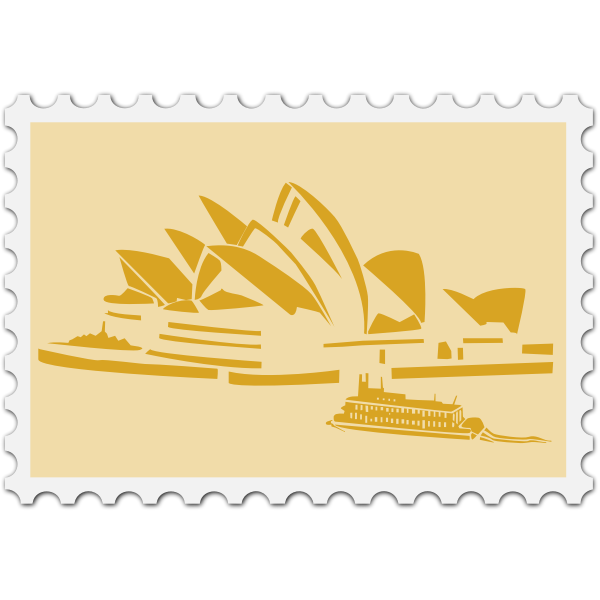 Australian stamp image