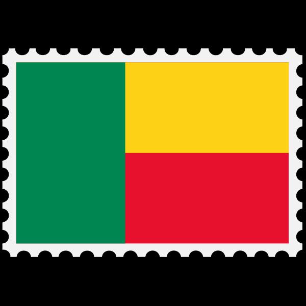 Benin flagsymbol