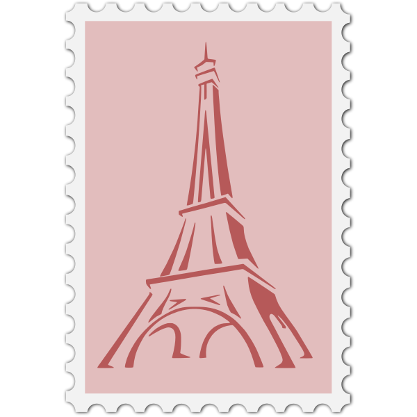 French stamp