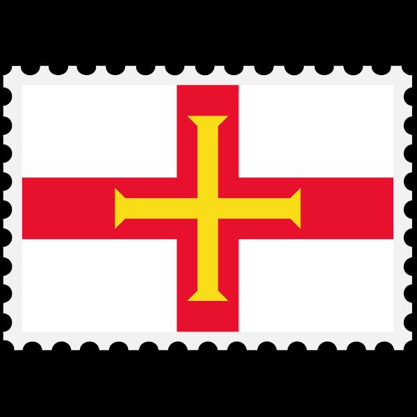 Guernsey flag image