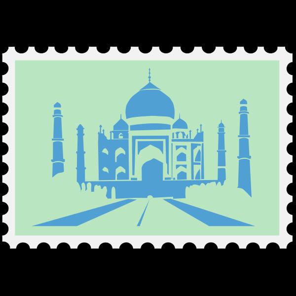 Indian stamp image