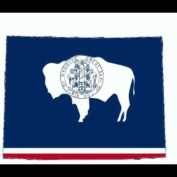Wyoming symbol