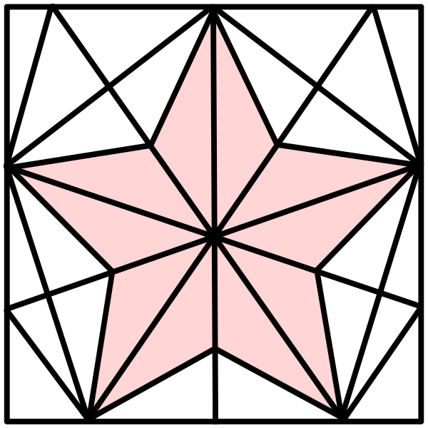 puzzle picture star