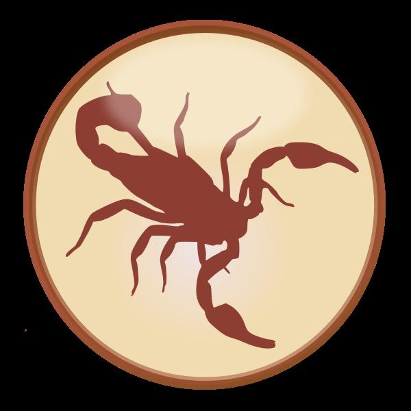 Scorpion sign