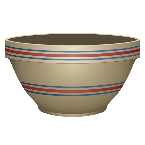 Ceramic bowl image
