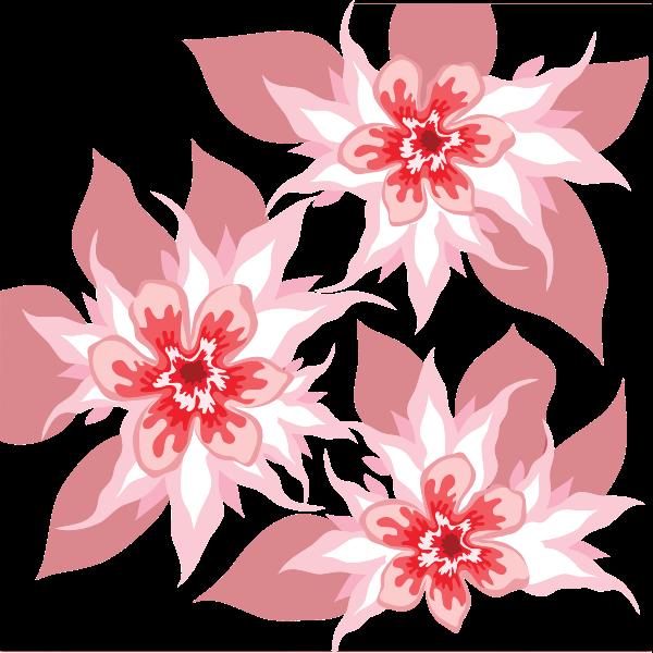 Stylistic Flowers