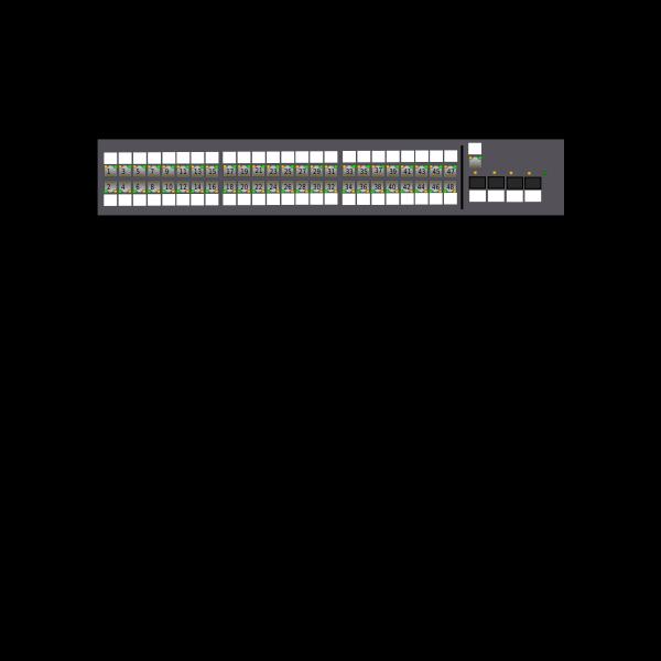 Switch 48 port