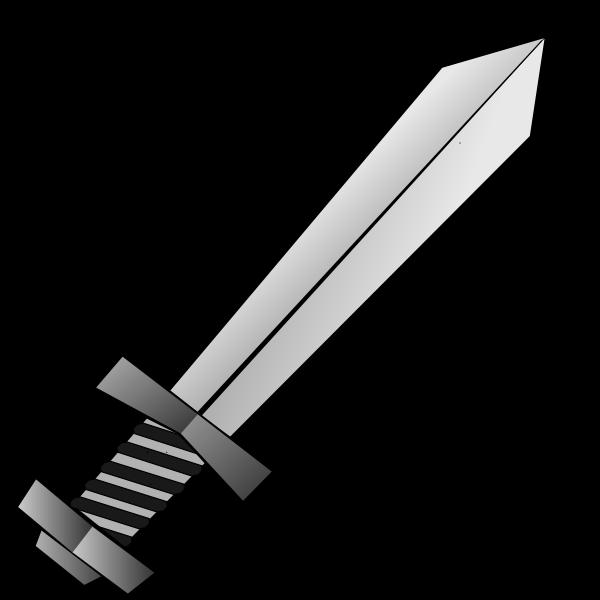 Gray sword