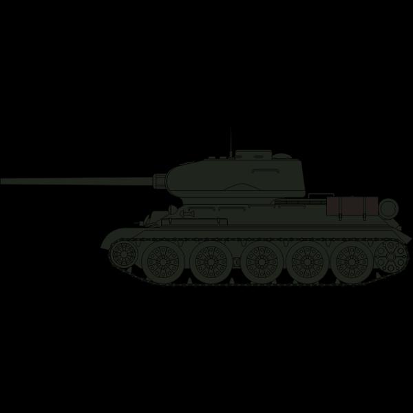 T-34-Tank