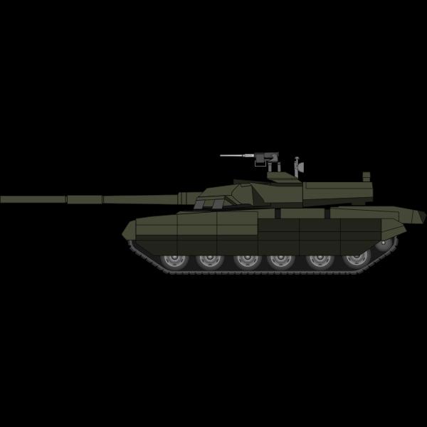 Tank drawing