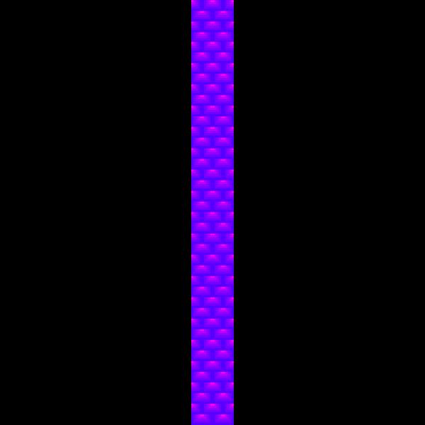 TILE BORDER pink magenta