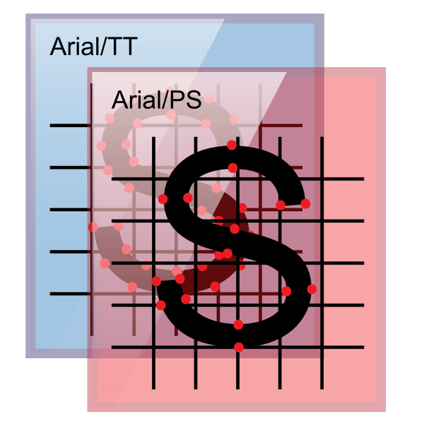 TT and PS Outlines icon