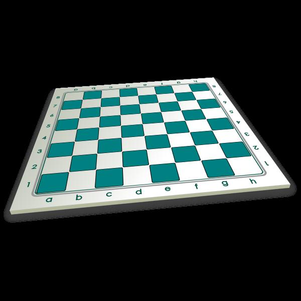 Chess board 3d
