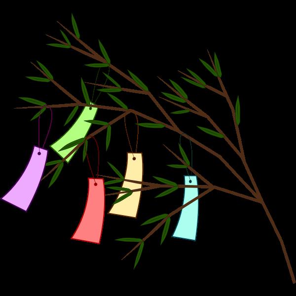 Tanabata Wish Tree