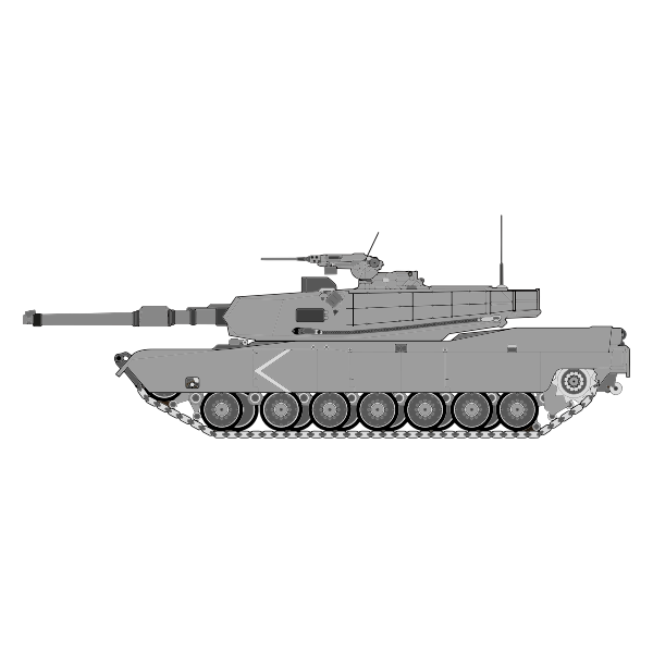 Tank Profile Illustration