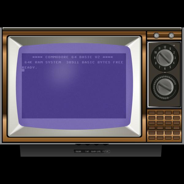 TelevisionC64