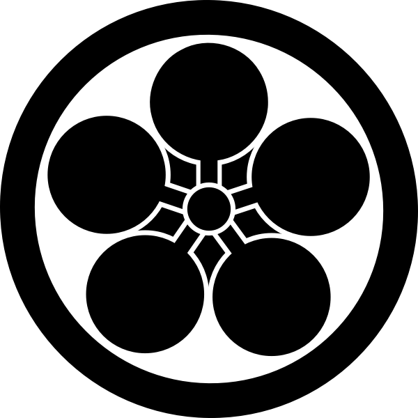 Tenrikyo emblem vector drawing