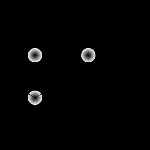 tetrahedron sphere inside -- Tetraeder Innenkugel