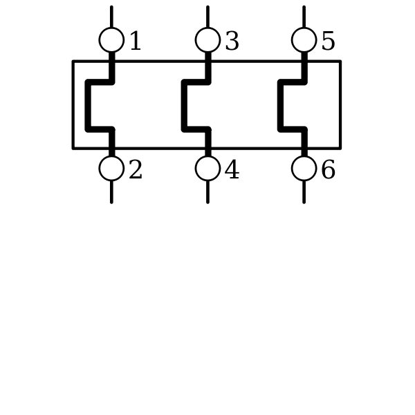Motor thermal protector
