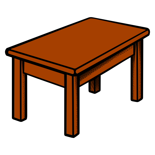 Simple table