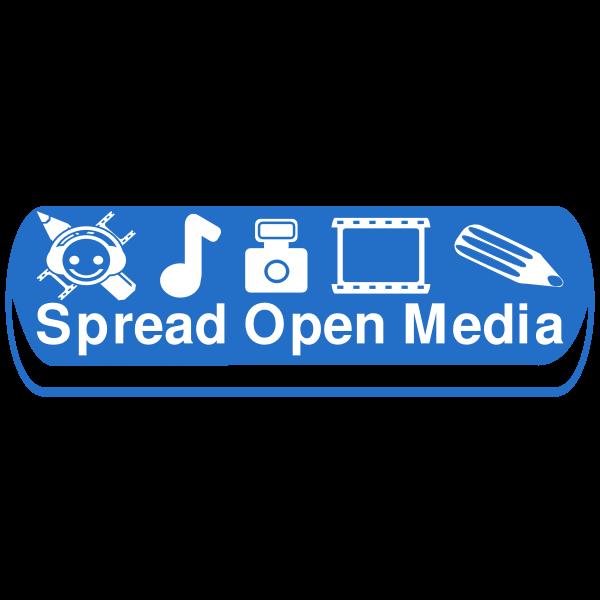 Spreading Open Media 180x60