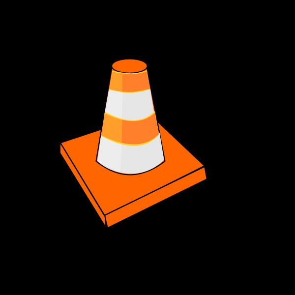 Traffic cone image
