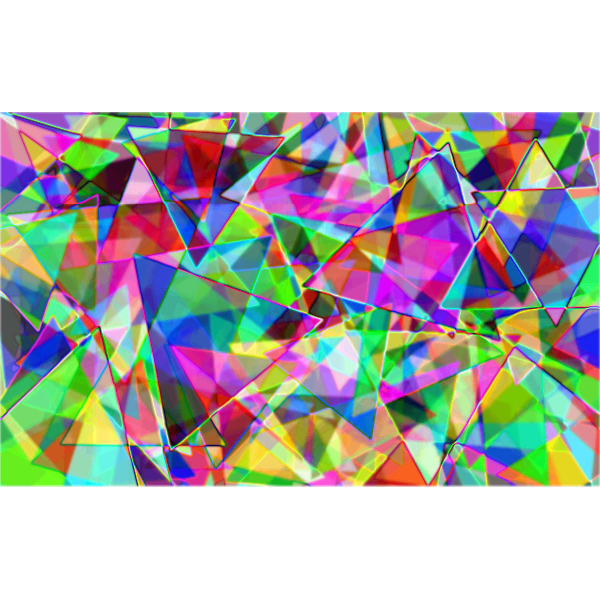Triangular Madness Psychedelic