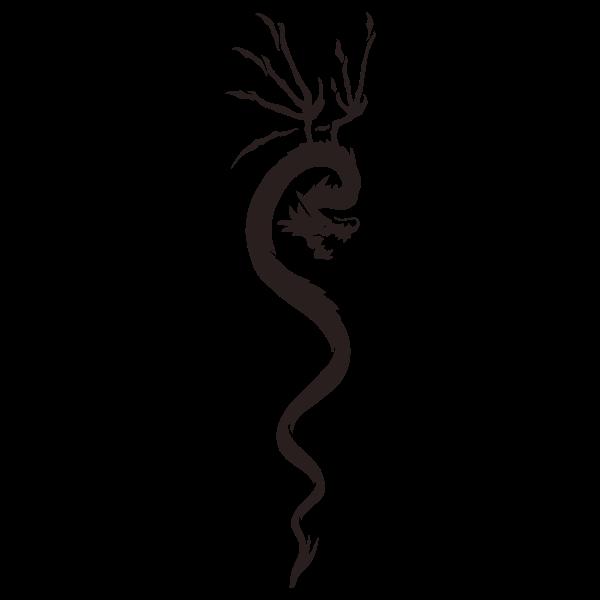 Tribal Dragon 13