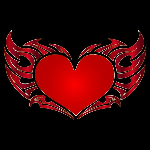 Tribal Heart Enhanced