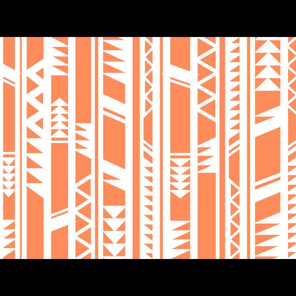 Tribal pattern vector clip art