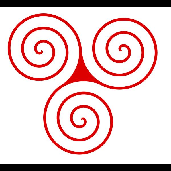 Triskelion Path Animation