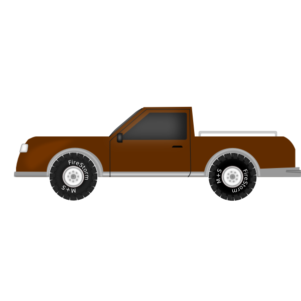 Pickup truck-1627594068