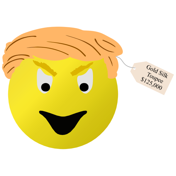 Trump Smiley