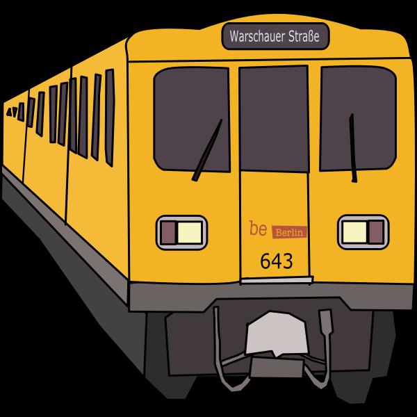 U Bahnlinie U1 Berlin