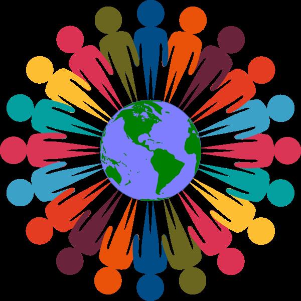 United World Logotype Concept