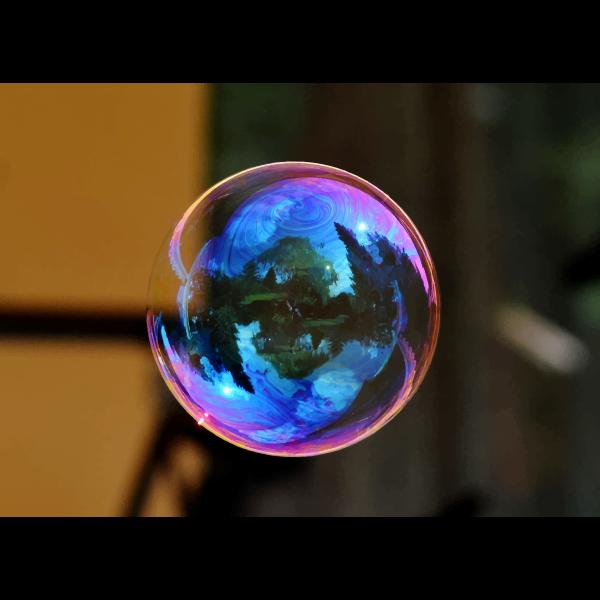 Universe In A Bubble
