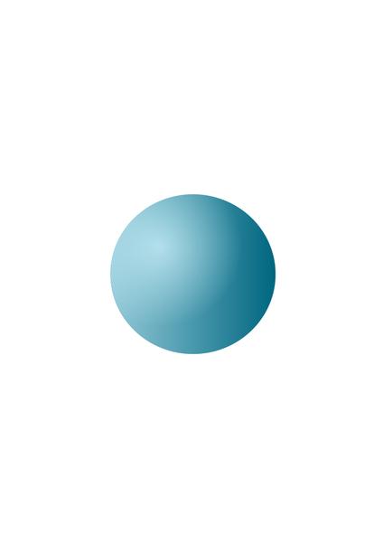 Uranus marble