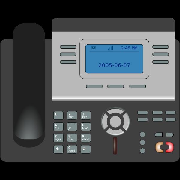 VOIP Desk Phone