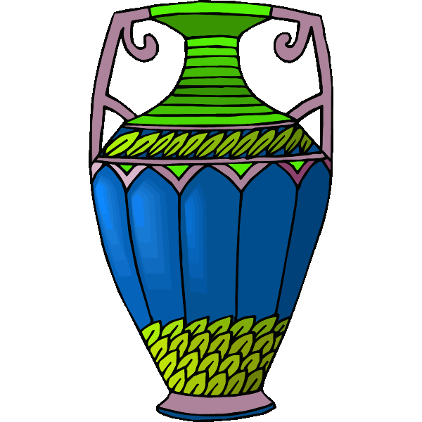 Blue cup prize