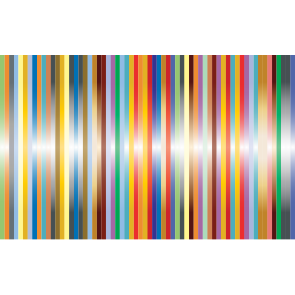 Vibrant Vertical Stripes 3