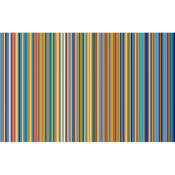 Vibrant Vertical Stripes 8