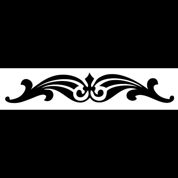 Victorian handle