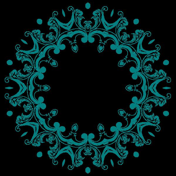 Green design border