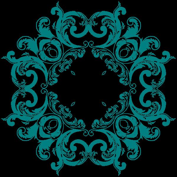 Vintage Floral Style Design 8
