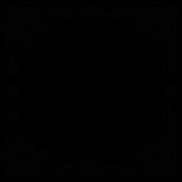 Vintage symmetric frame