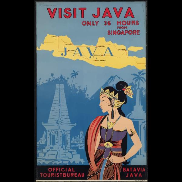 Visit Java island