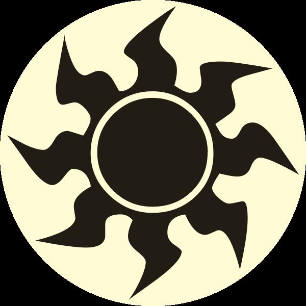 Stylized sun-1624571809