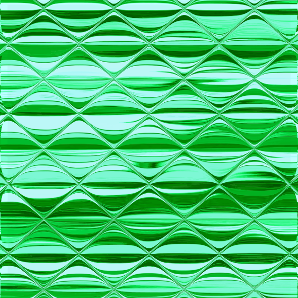 Wavy Background Green Color